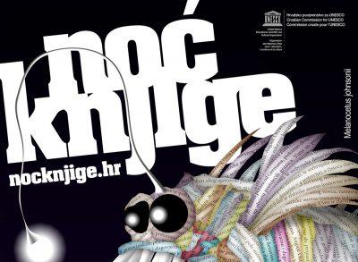 Noć knjige: Više od 1000 kulturnih programa od 21.-24. travnja