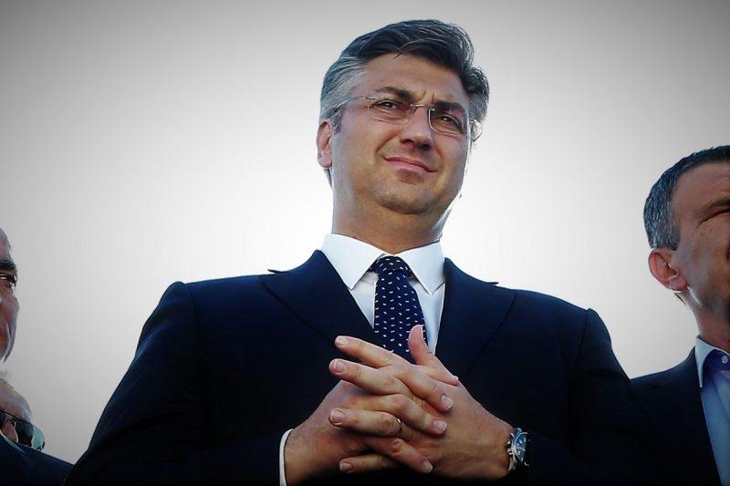 Andrej Plenković (foto Tris)