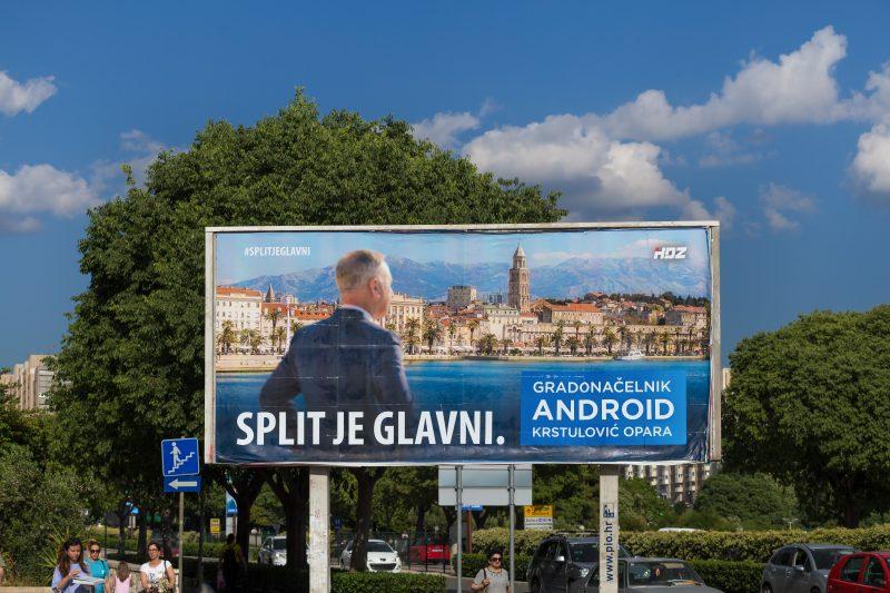Androida za gradonačelnika (fotomontaža: Frustrirani čitatelj)