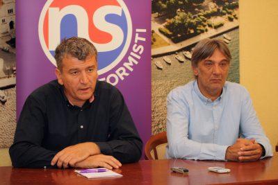 Petar Baranović i Marko Marjančić