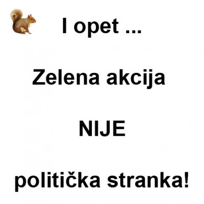 ZA: Zelena akcija poziva građane da glasaju protiv Bandića!