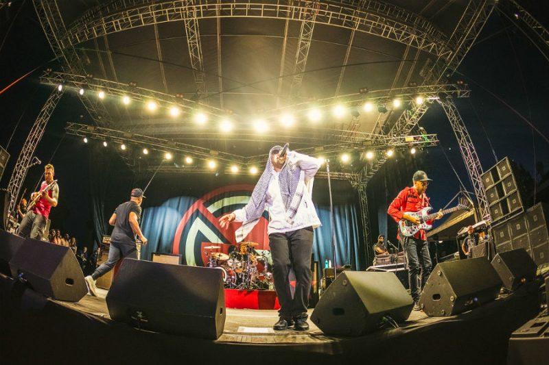 Prophets of Rage u Zagrebu (Foto: Roberto Pavić/ravnododna.com)