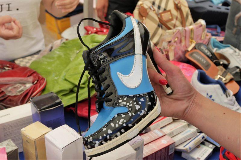 'Nike' patike sa štiklom (Foto: Tris/H. Pavić)