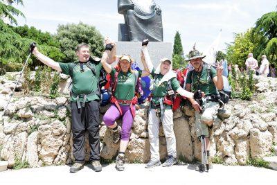 Planinarsko-pustolovna družina 'Stari papršnjaci' (Foto: Tris/H. Pavić)