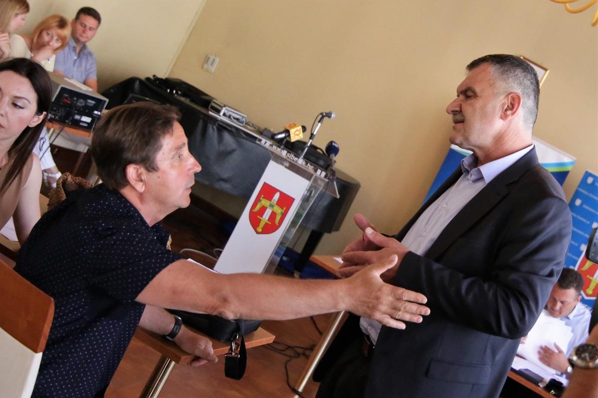 Konstituirana Šibensko-kninska županijska skupština: S.Petrina predsjednik Skupštine iz koje je nekoć izbacivan, Dujić mu ostaje jedini za oštre duele…