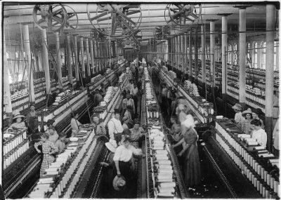 Izrabljivanja u tekstilnoj industriji ima otkad je tekstilne industrije (foto: facebook)