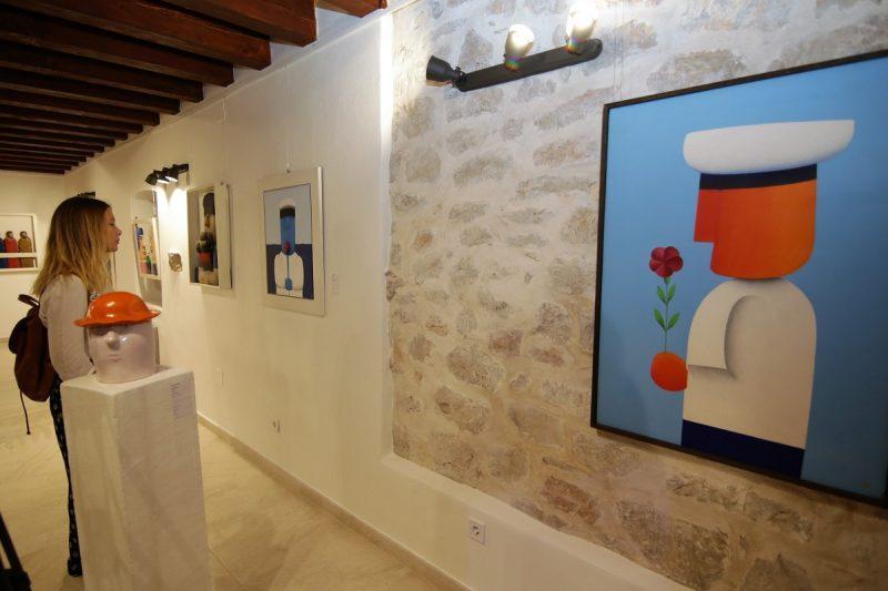 Izložba Vaska Lipovca u Baganelovici (Foto: Tris/H. Pavić)