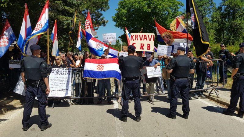 Srb, sudar antifašista i desnih ekstremista: HDZ-ova vlast se antifašizma srami i odriče