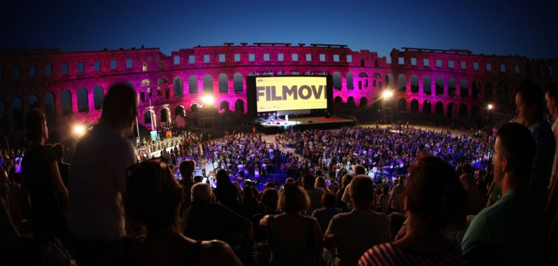 64. Pula film festival počinje Lavinom