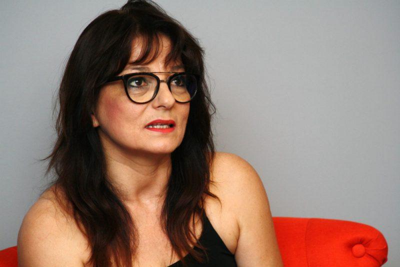 Zorana Mihelčić (Foto: Jozica Krnić)