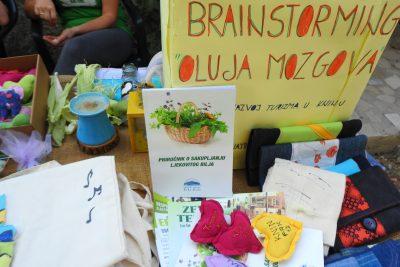 'Oluja mozgova' za unaprijeđenje turizma u Kninu (foto TRIS/G. Šimac)
