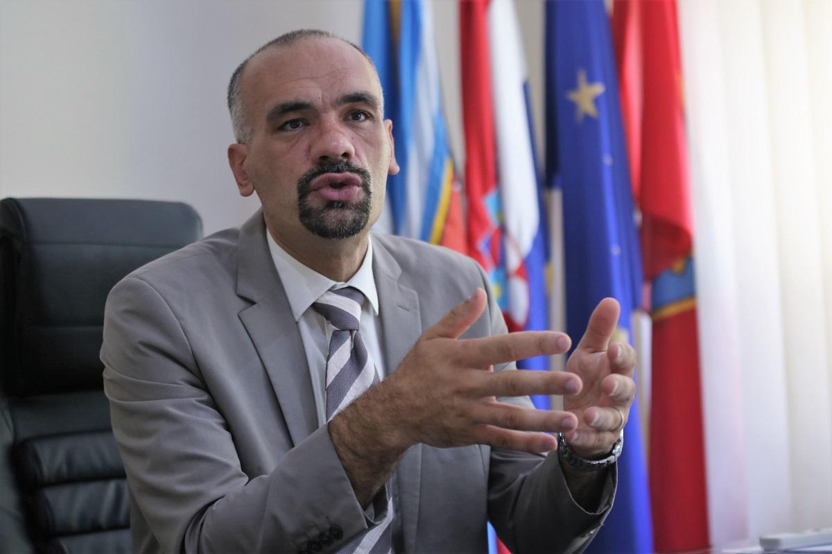 Interview/ Marko Jelić, šibensko-kninski župan: Misli li netko iz Skupštine da će birati pročelnike? To je odgovornost župana i on će biti odgovoran za sve što se u županiji događa…