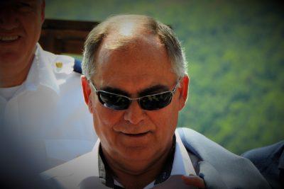 Splitsko-dalmatinski župan B. Boban (foto TRIS/G. Šimac)