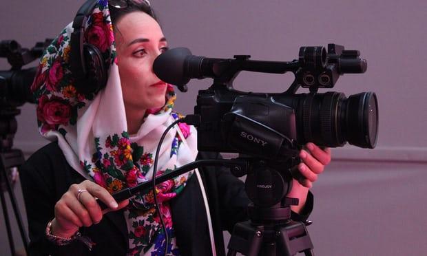 Djelatnica Zan TV (foto Facebook)