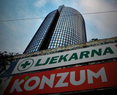 Ilustracija - Ljekarna, Konzum, Agrokor... (foto TRIS/G. Šimac)