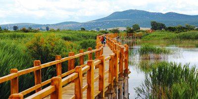 Vransko jezero (foto PP Vransko jezero)