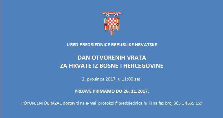 Hrvatice i Hrvati iz Bosne i Hercegovine požurite: Predsjednica susjedne države vam otvara vrata