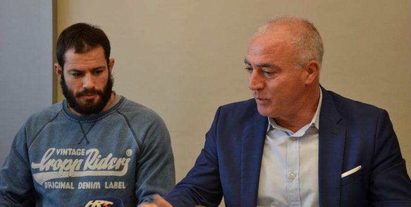 Ignacije Valečić i Goran Pauk