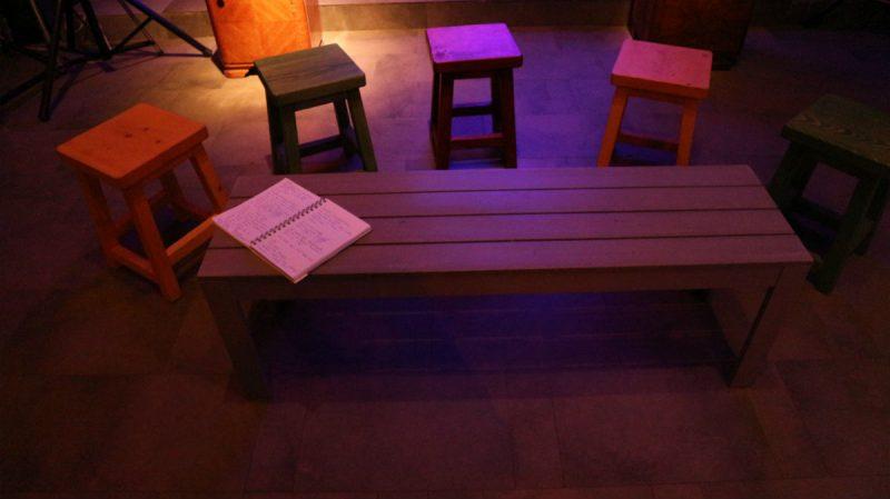 (Polu)okrugli stol u hvarskoj Venerandi prije početka rasprave (Foto: TRIS)