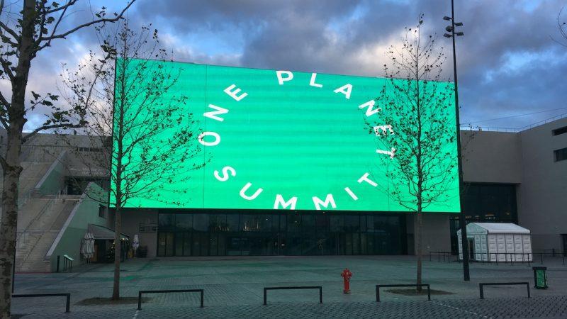 One Planet Summit:  Investiranje u fosilna goriva je investiranje u našu propast