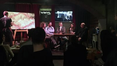 Poluokrugli stol na temu album Gdje povlačiš crtu (Foto: Danijel Majcen)