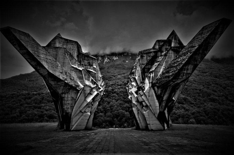 Ilustracija - spomenik stradalima u borbi protv fašizma na Sutjesci