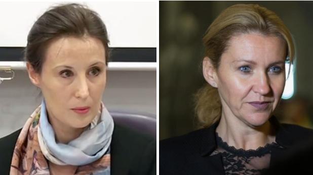 Dalija Orešković i Nataša Novaković/Izvor:N1 televizija