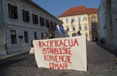 Nova ljevica zastupnicima: Inicirajte ratifikaciju Istanbulske konvencije