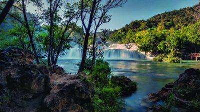 Projekt NP Krka: Kako zaštiti stare riječne tokove i sedru
