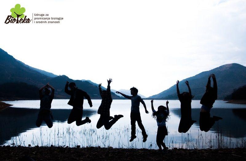 Udruga Bioteka: Besplatni programi o zaštiti okoliša za mlade u Osijeku, Rijeci, Zagrebu i Splitu