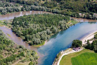 Rijeka Drava/Foto: Goran Šafarek