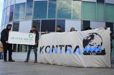 Akcija Zelene akcije (foto Zelena akcija)