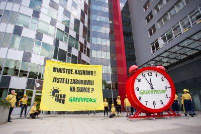 """Greenpeace: Vrijeme je da Hrvatska """"otkrije"""" solarnu energiju"""