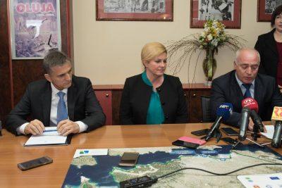 Šibensko-kninska županija konačno je na korištenje dobila dio vojarne Minerska u kanalu sv. Ante