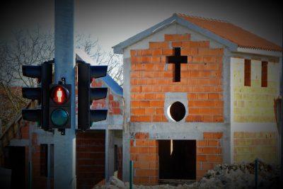 Ilustracija: Nekretnina crkva u gradnji u Prgometu (foto TRIS/G. Šimac)