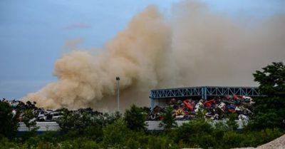 Požar (foto Zelena akcija)