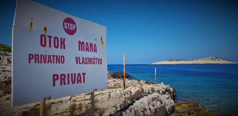 Kornati su uglavnom privatno vlasništvo (foto TRIS/G. Šimac)