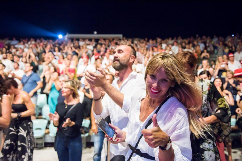 Mario Biondi u Šibeniku: 'Sviraju izvrsno…' (FOTO)