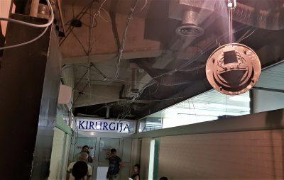 Ilustracija: Čekaonica jedne središnje hrvatske zdravstvene ustanove (foto: Tris)