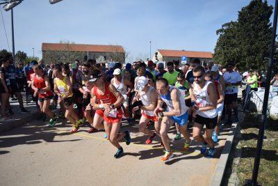 S 1. polumaratona u Krki