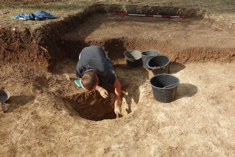 Istraživanje u Konjevratima (Foto: Muzej grada Šibenika)