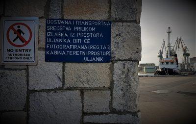 'No entry'(foto TRIS/G. Šimac)