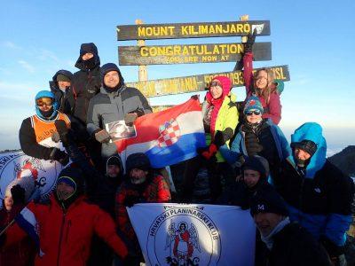 Ekipa s Kilimanđara