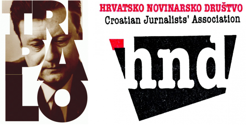 Centar za demokraciju i pravo Miko Tripalo: Nagrada za 2018. godinu Hrvatskom novinarskom društvu