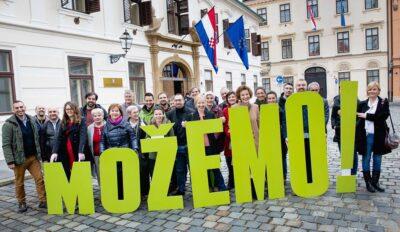 """Inicijativni odbor platforme """"Možemo""""/Foto:Facebook"""