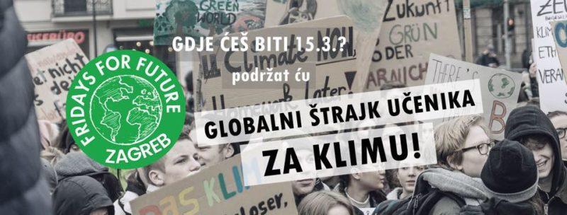 Srednja.hr: 'Ja sam Laura, imam 17 godina i u petak organiziram prosvjed učenika za klimu u Zagrebu'