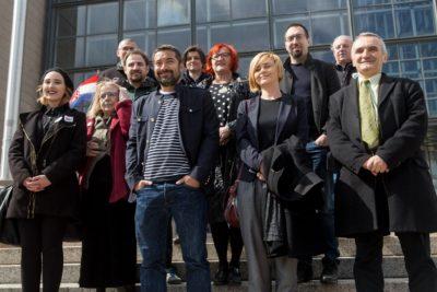 Okupljana politička platforma Možemo!: zajedništvo Nove ljevice i ORaHa