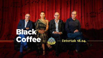 Jazz kofein: Black coffee u Azimutu