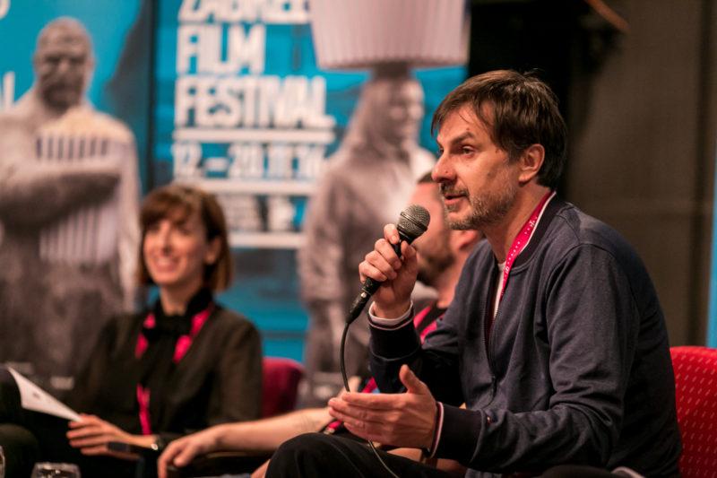 Boris T. Matić - foto ZFF