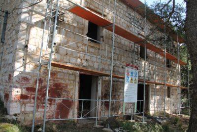 Grad Šibenik: Započelo uređenje bivše pošte i buduće zgrade šibenskog HGSS-a